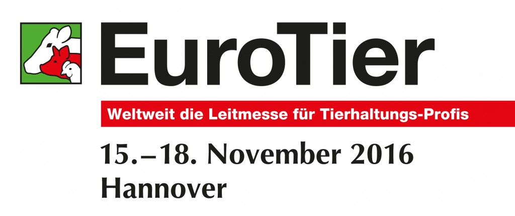 EuroTier 2016 15. - 18. N0vember 2016 in Hannover