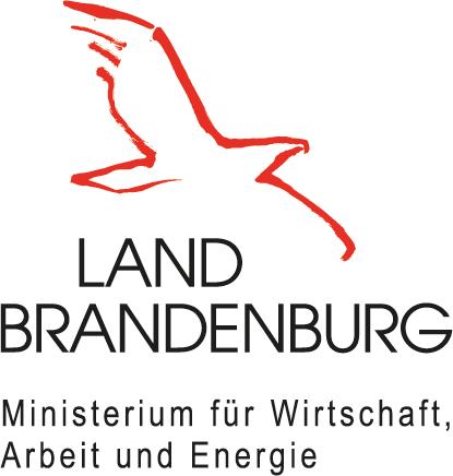 Logo des Europäischen Sozialfonds im Land Brandenburg